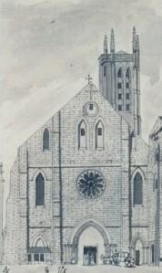 Abbaye de Ste Genevieve