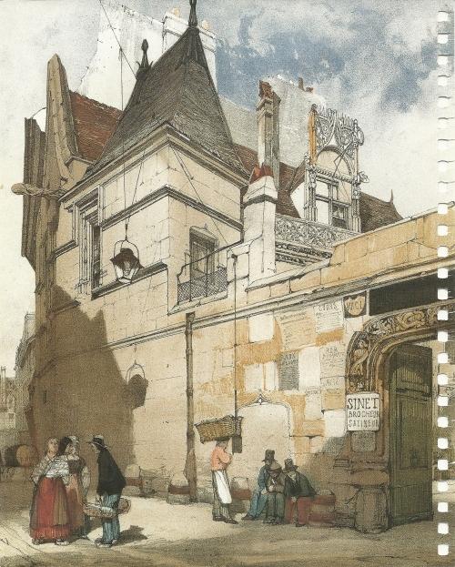Hôtel de Cluny 1839
