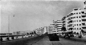 Marine Drive 1957