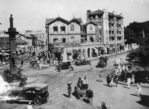 Byculla 1926 and Standing Parsi