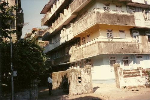 Byculla apartment