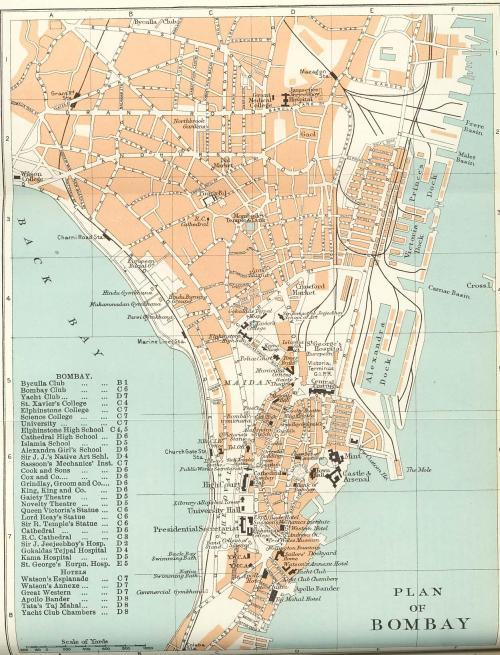 Bombay 1924
