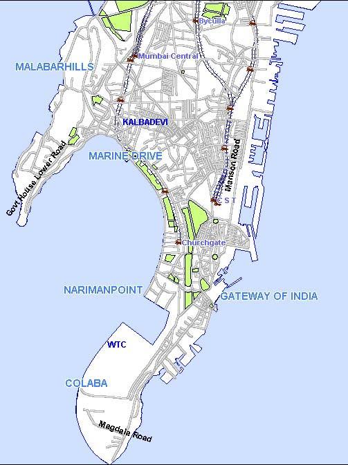 Bombay Mumbai Iris Sans Fronti 232 Res