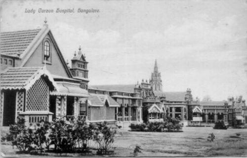 Lady Curzon Hospital 1864