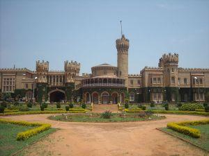 Maharaja's Palace, built in 1862