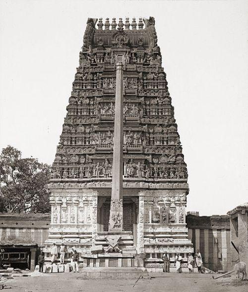 16th Century Someshwara Temple in Halsur