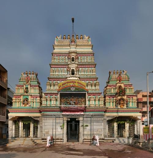 Dharmaraya Swamy Temple in Nagarathpet