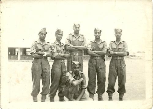 Sergeant Ravi