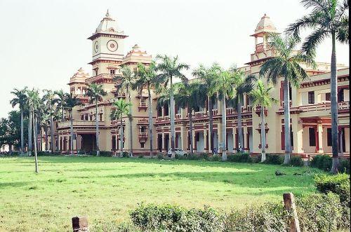Banares Hindu University Indo-Gothic Architecture