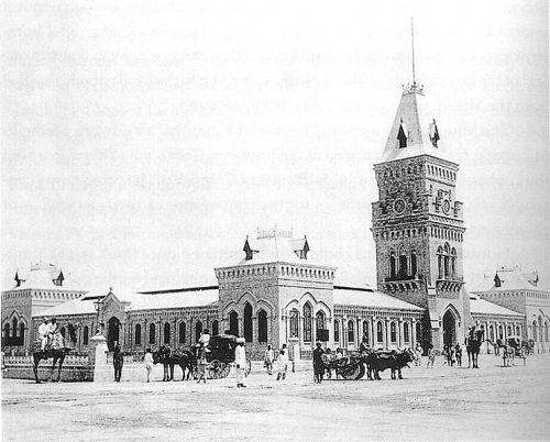 Empress Market 1890