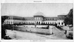 Bangalore St. Joseph's College