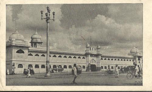 Bangalore Russel Market