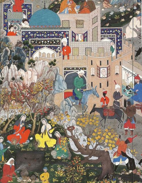 Persian 17th century