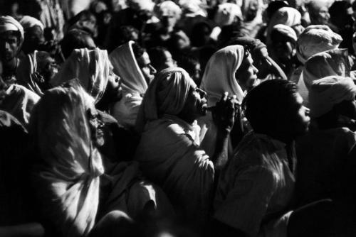 The Kathakali Dance audience
