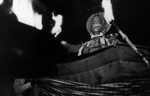 Kathakali Dance with Demons
