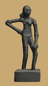 The Dancing Girl of Mohenjo-daro