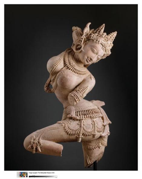 Apsara Uttar Pradesh 12th century