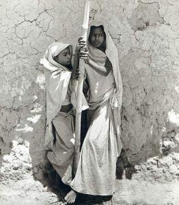 Girls in Patna 1951