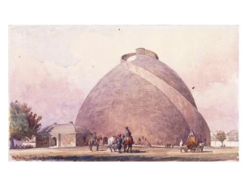 Golghar in Patna 1888