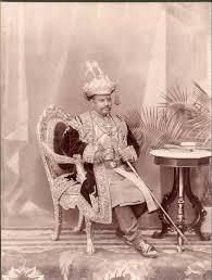 The Maharaja of Darbhanga