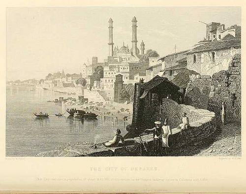 Bénarès Raj Ghat