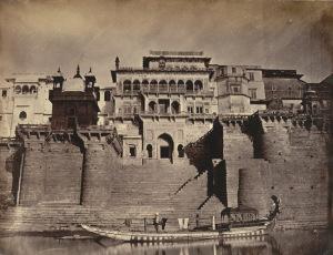 Maharaja of Benares Palace at Fort Ramnagar