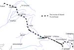 Benares Route_of_grand_trunk_road