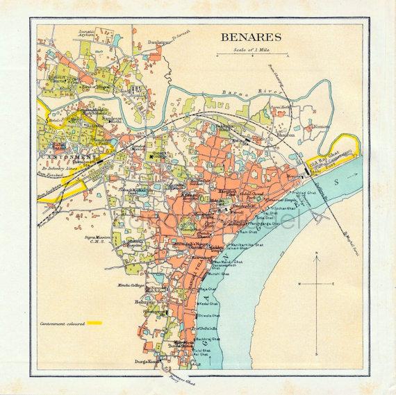 Returning to Benares Part IV Iris sans frontires