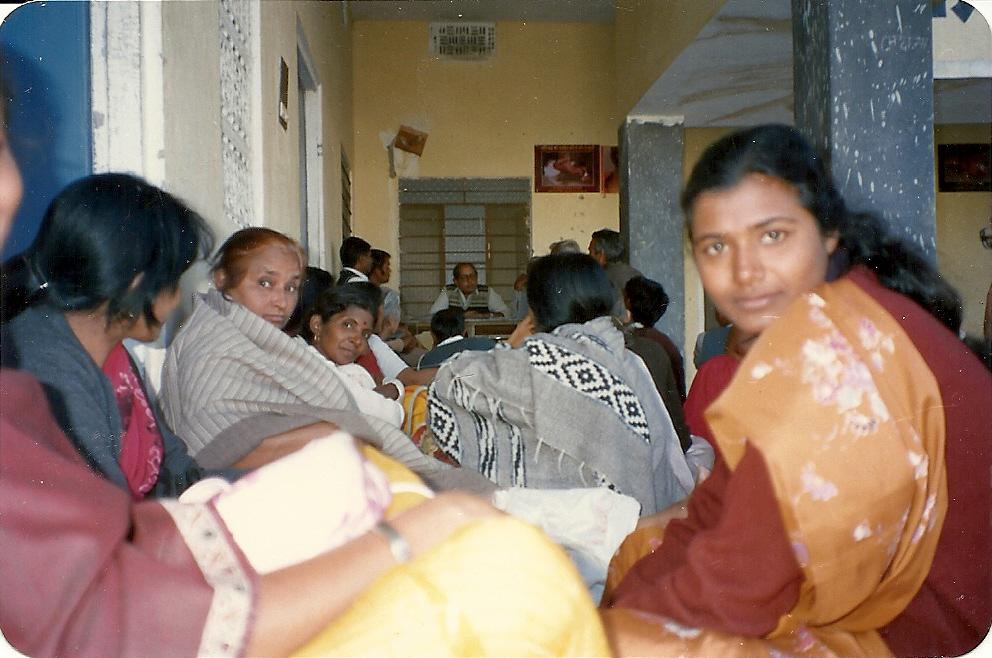 Pleasant Encounters — Memories from India   Iris sans frontières