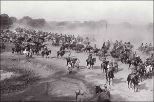The Grand Trunk Road, Ambala Cantonment under the British Raj