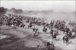 The Grand Trunk Road, Ambala Cantonment under the British Raj