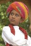 A Rajasthani Boy