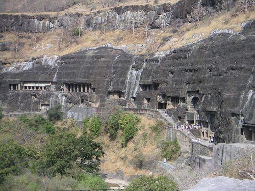 Ajanta Caves, 2nd Century BCE
