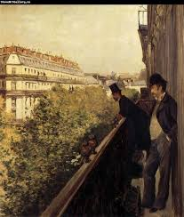 caillebotte apartment porch