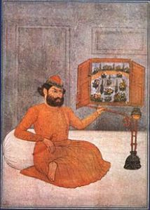 Mir Taqi Mir (1723–1810) Urdu poet in the courts of the Mughal Empire and the Nawabs of Awadh