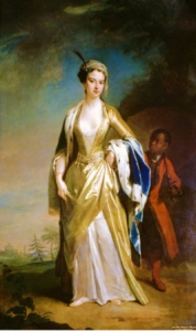 Lady Montague 1725