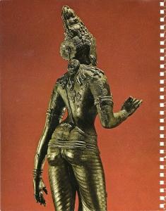 Parvati, Chola, 10-1200 CE, Metropolitan Museum of Art
