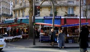 The Market at Metro Maubert Mutualité