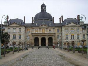 Pitié-Salpêtrière Hospital Chapel