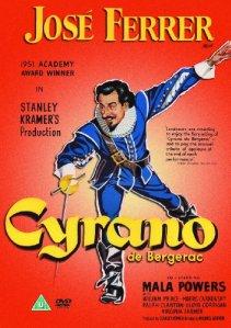 cyrano 1951 poster