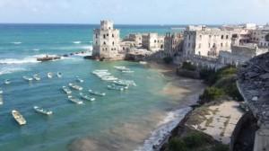 Mogadiscio harbor