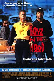poster Boyz in the Hood