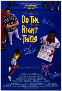poster do the right thing