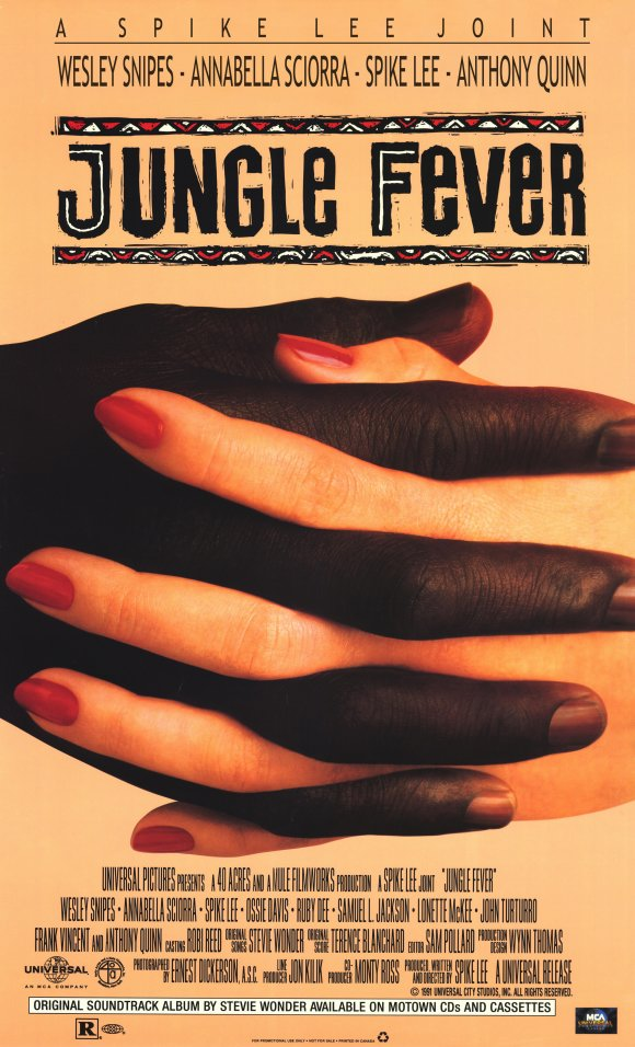 jungle fever, the answer is in black and white essay Jungle fever, the answer is in black and white 1698 words | 7 pages the years  between african americans and other ethnic groups.
