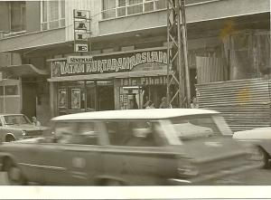 the cinema on Tunalihilmi 170