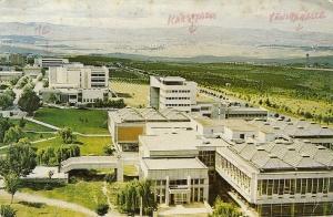 Orta Doğu Teknik Üniversitesine Orta Doğu Teknik Üniversitesine
