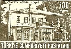 Atatürk house Çankaya