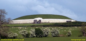 Newgrange, in Ireland