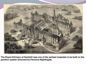 florence nightingale hospital design