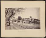 Grand Trunk Road, Peshawar Fort 1880